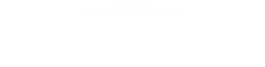 Restroom Advertising Printing so real. It's almost illuminating.