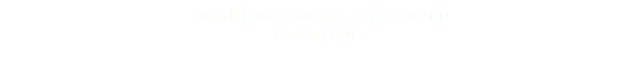 NORTH DAKOTA MIDDLE SCHOOL BRAND Horison Huskies