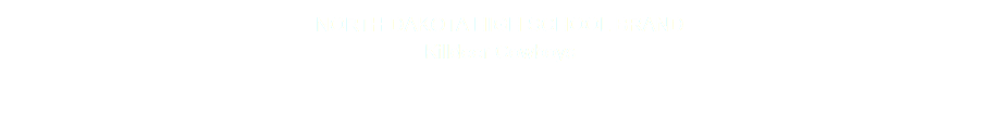 NORTH DAKOTA HIGH SCHOOL BRAND Killdeer Cowboys